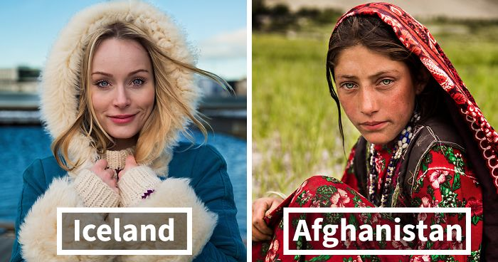 I Photographed Women In 60 Countries To Change The Way We See Beauty ... 8e5f047645