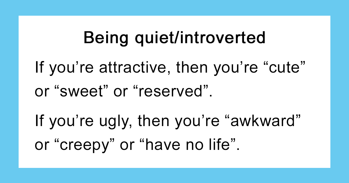 People Reveal What Things Are Socially Acceptable Only If You're Hot, And It Might Surprise You