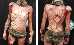 Body Of Souls: My Bipolar Special Effects Makeup Concept