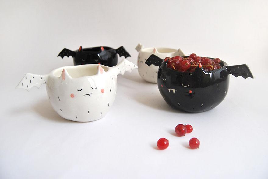 Vampire Bowls