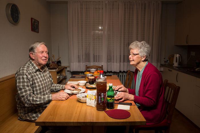 Wednesday: Norbert & Marie-Josée