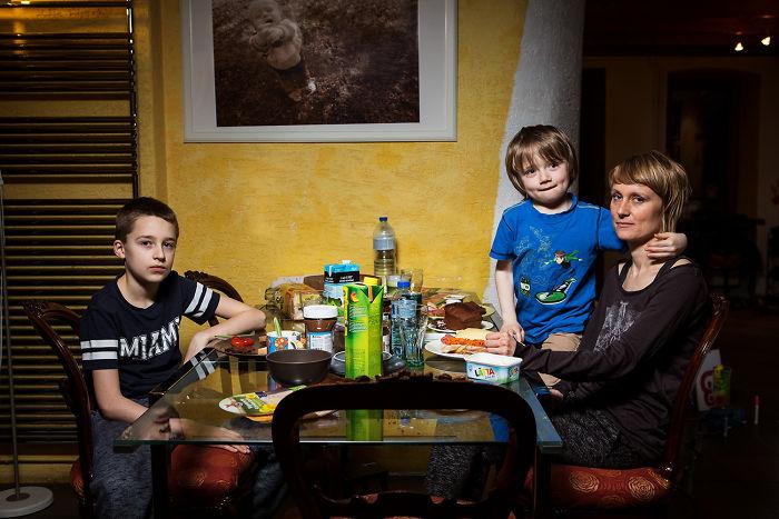 Monday: David, Felix, & Dani