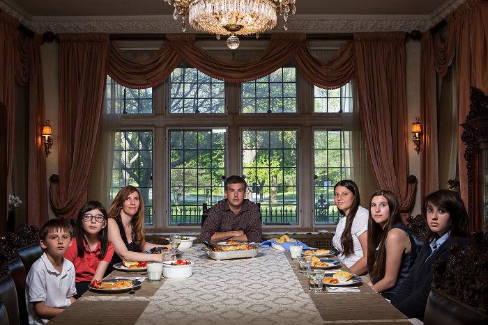 Tuesday: Alex, Sophia, Kathy, David, Claudia, Eva & Ana