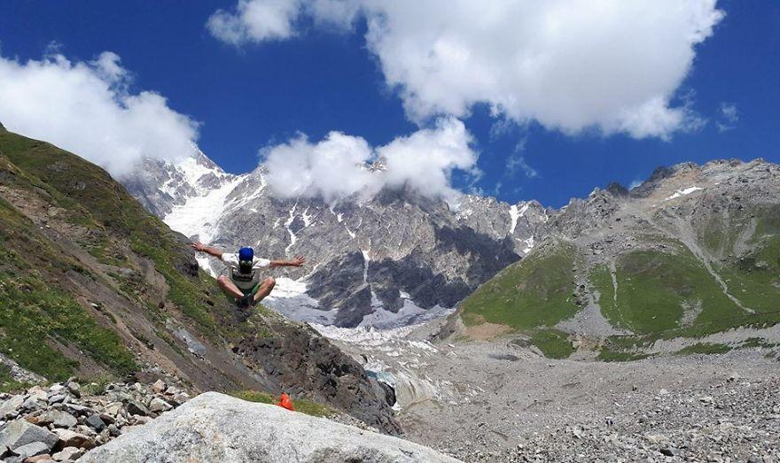 Svaneti, Ushguli Mt. Shkhara