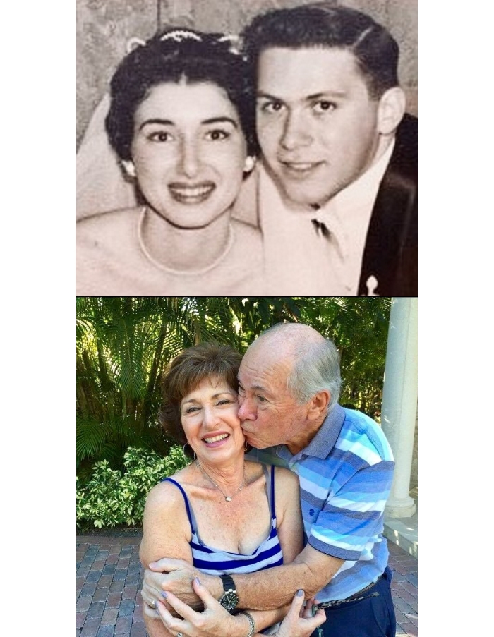My Grandparents Met In 1952 At My Grandma's 14th Birthday Party. They Will Be Celebrating Their 60th Wedding Anniversary In June 2018!