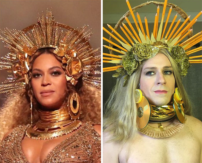 Tom Lenk As Beyonce