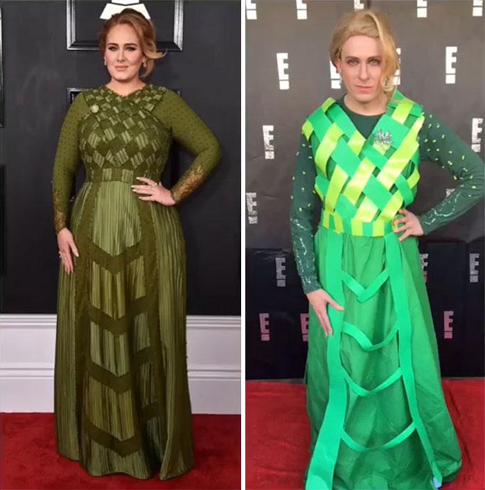 Tom Lenk As Adele