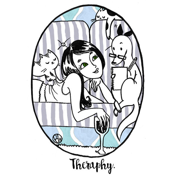I Draw My Daily Life With 3 Cats And A Dog And Everyone Can Relate (+40 New Inks!)