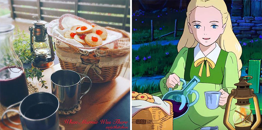 Pick-Nick From When Marnie Was There