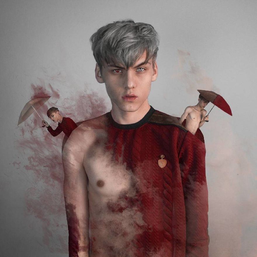 18-Year-Old Russian Artist Impresses With Surrealist Arts
