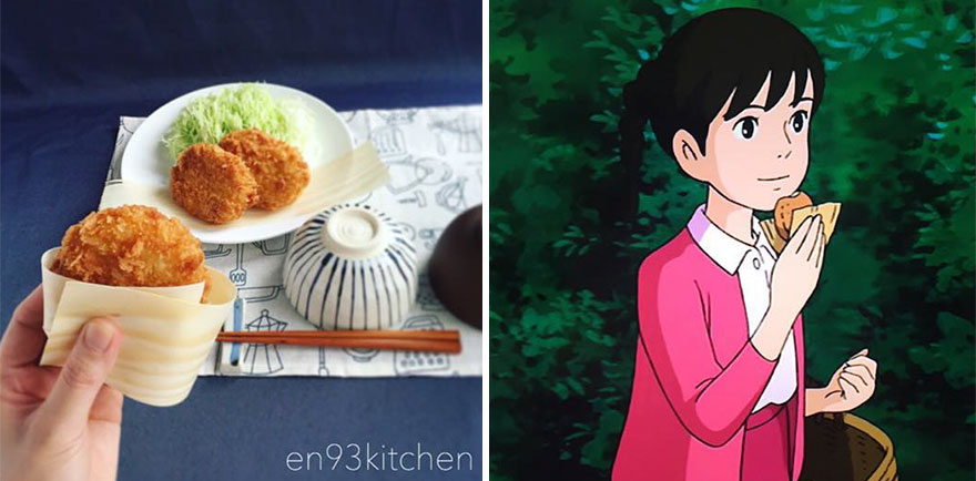 Chicken From Up On Poppy Hill