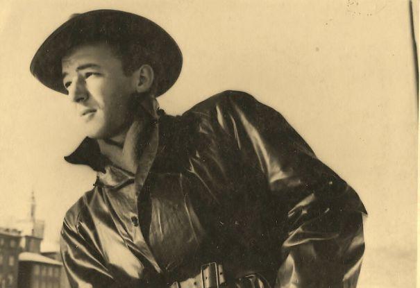My Grandfather Circa. 1950 - Super Suave!