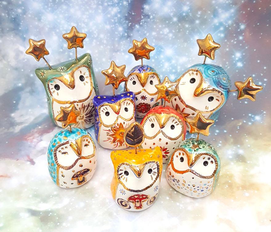 Fairy Owls