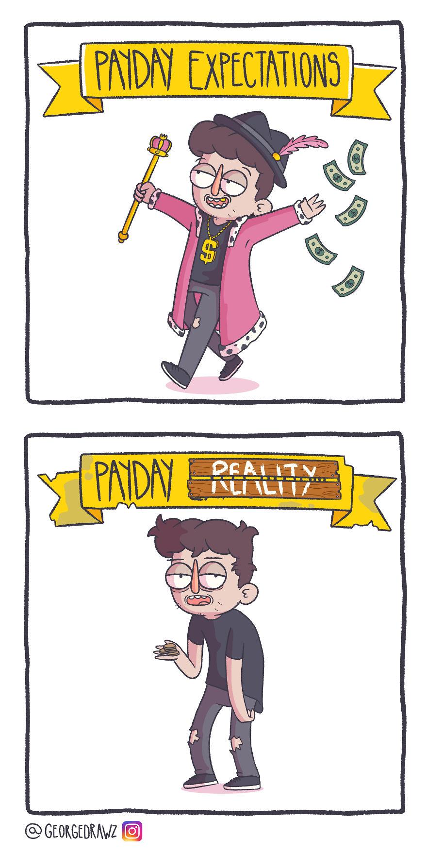 #22 Paydays