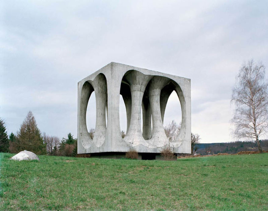 23 Forgotten Monuments From The Former Yugoslavia