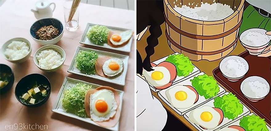 Eggs From Up On Poppy Hill