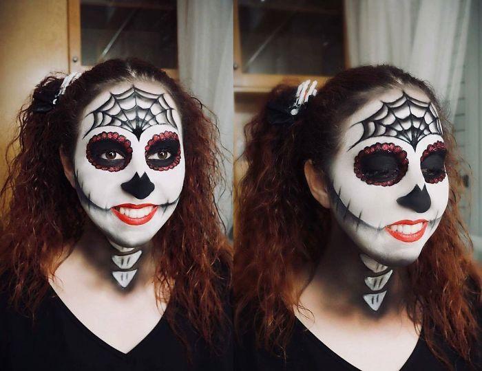 Dia De Los Muertos !