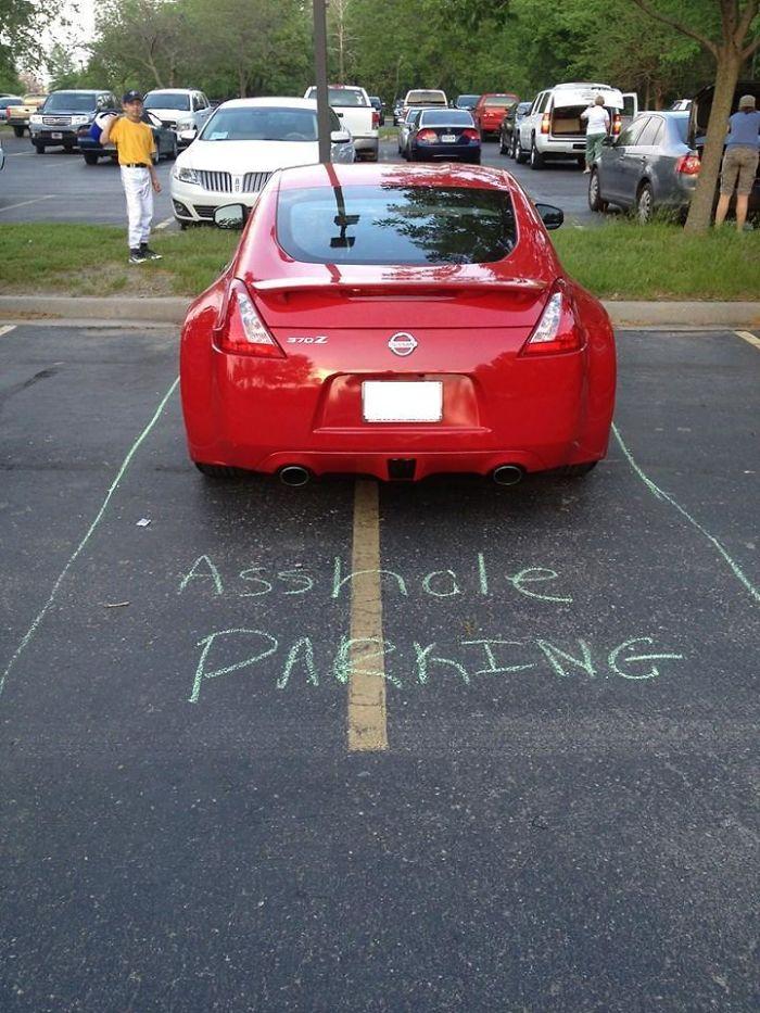 Asshole Parking