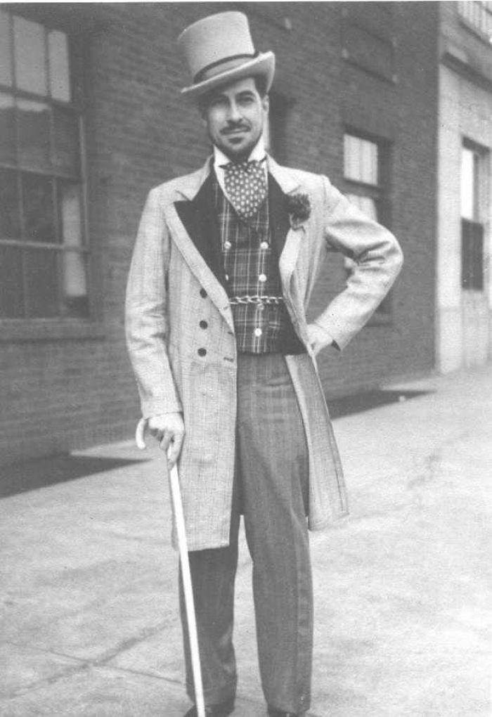 Mi Bisabuelo Eddie. Omaha 1939