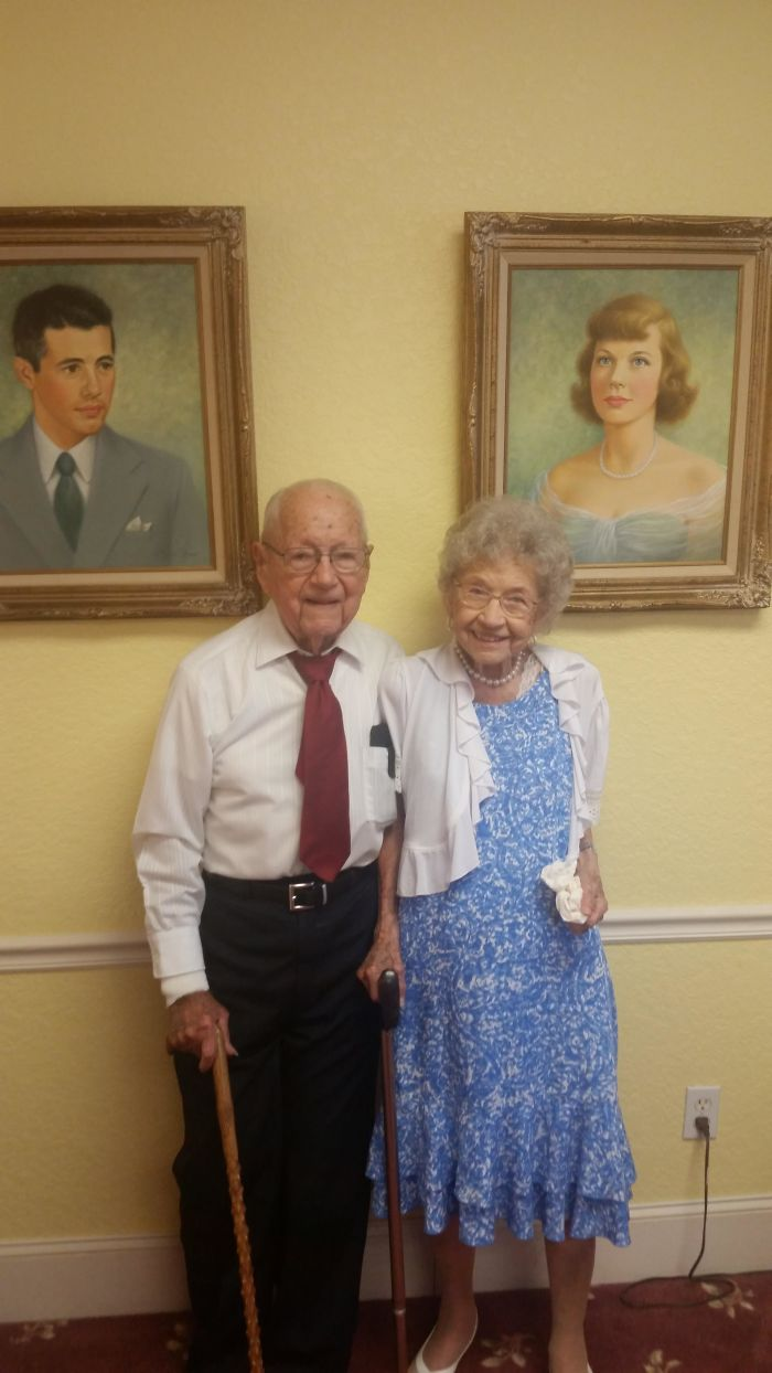 Congratulations To My Grandparents On Their 77th Wedding Anniversary