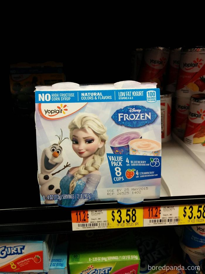 My Pregnant Wife Demanded I Go To The Store For Frozen Yogurt. I Was Temped To Play A Joke, But Wanted To Live