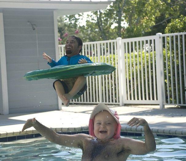 Pool Throw