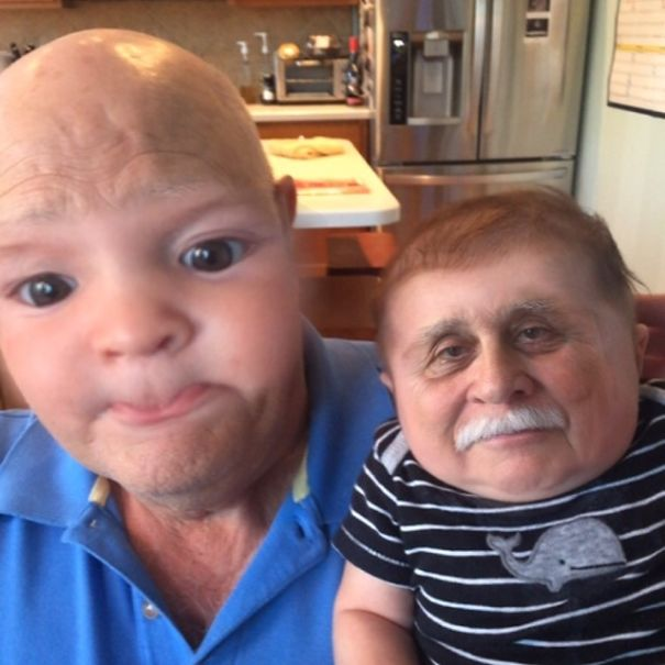 Face Swap That Is Funny And Terrifying