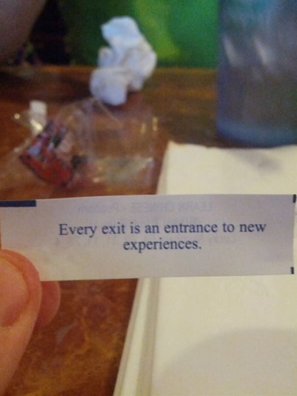 My Wife Wasn't As Excited As Me For My Fortune