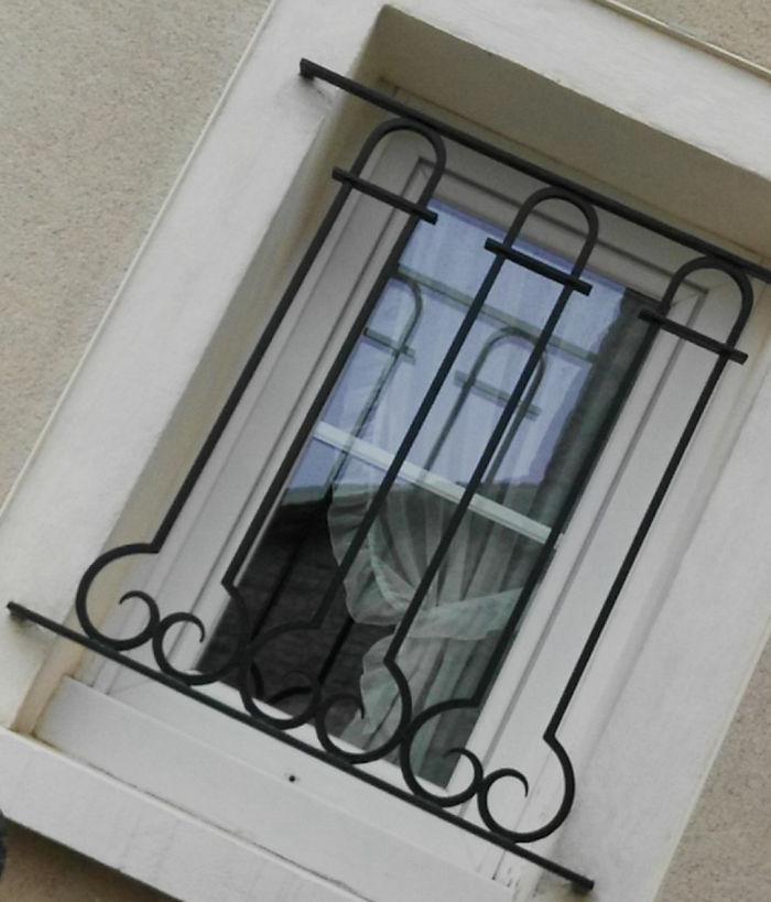 These Window Bars