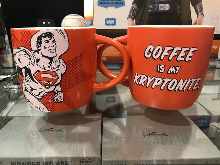 I Don't Think They Understand How Kryptonite Works...
