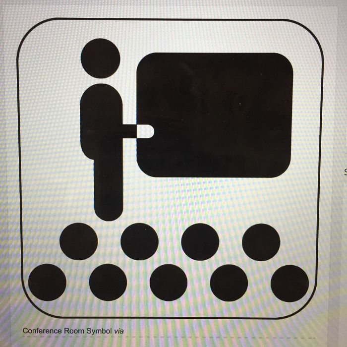 Conference Room Symbol...