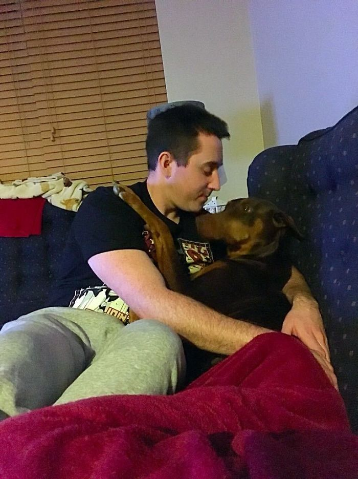 Find Someone Who Looks At You The Way My Husband Looks At Our Dog