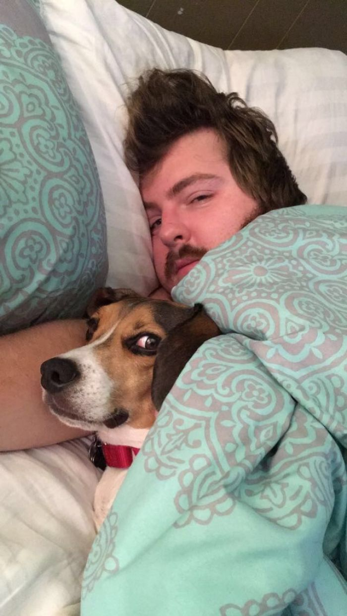 Mi perro me ha robado a mi novio