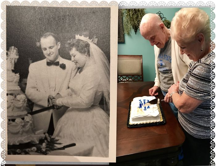 My Patents Married 60 Yrs