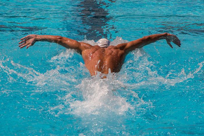 The Non-Swimmer's Quiz Of Swimming