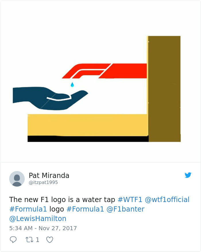 The New F1 Canna Cannova Is Set To Take Cannas To A New: Formula 1 Changes Their 24-Year-Old Logo, Probably Doesn't