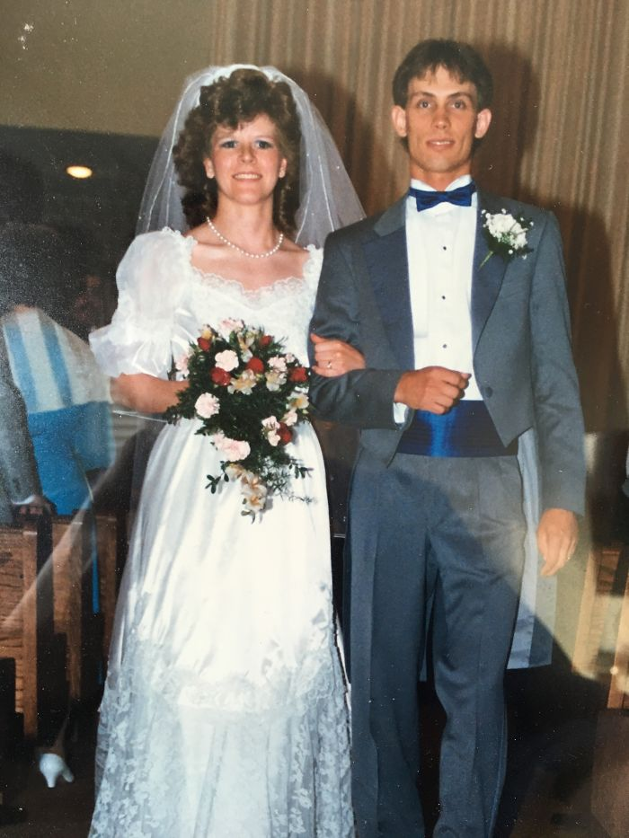 30 Years Married.
