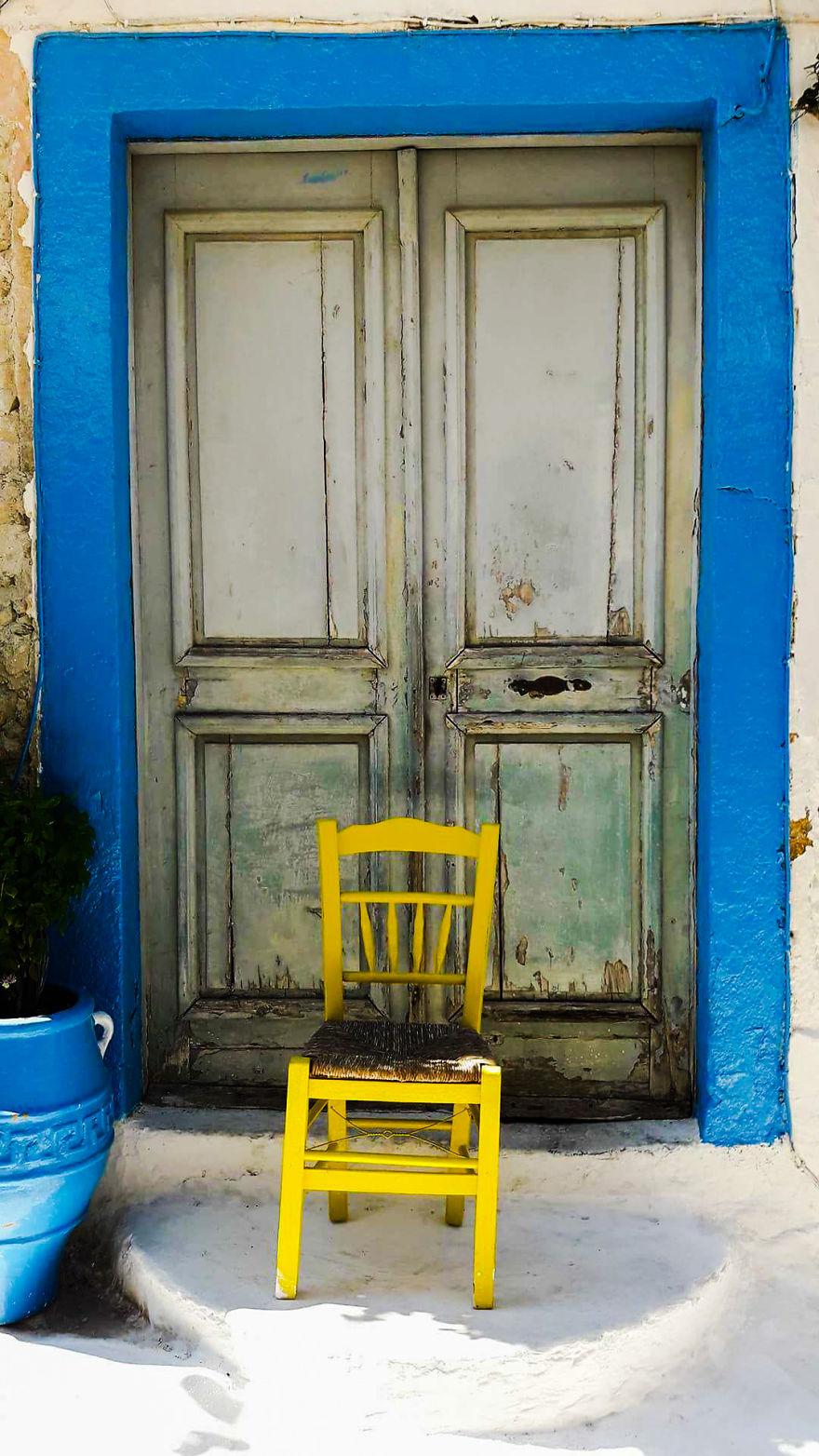 A Moldavian Girl Follows The Doors (Part 2): In Kos Town, Greece