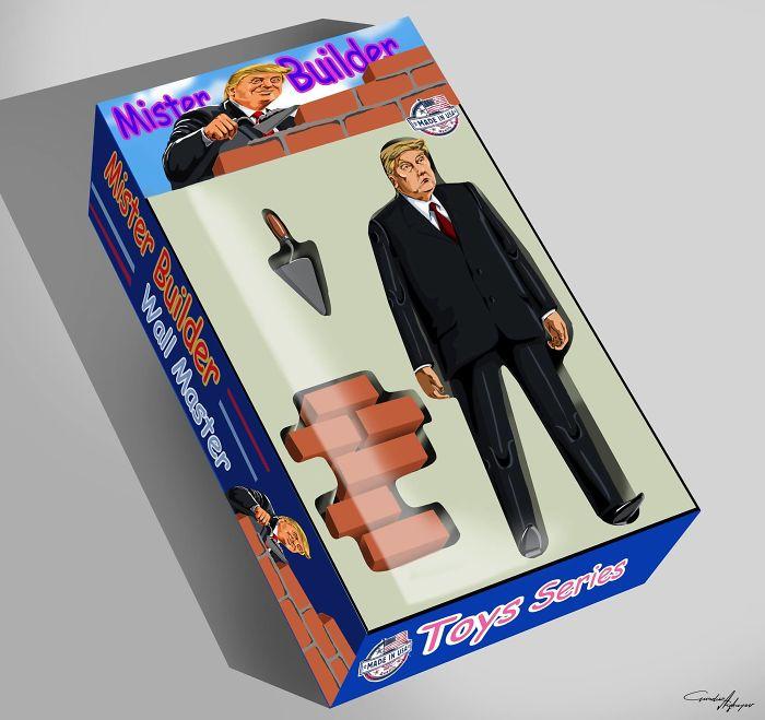 El Juguete De Trump