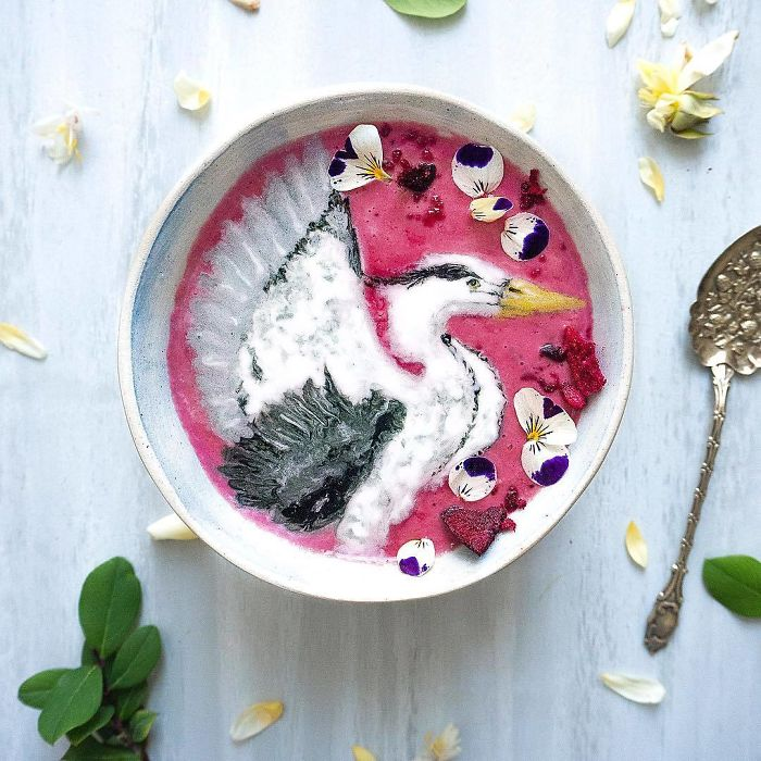 Paintings In Bowls