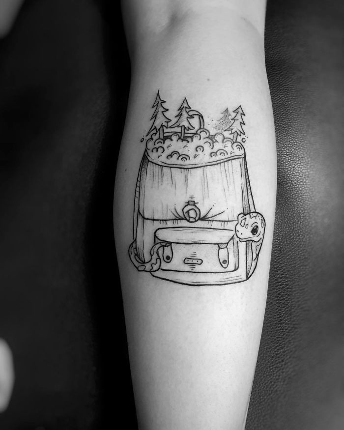 128 Travel Tattoo Ideas That Will Make You Want To Pack ...