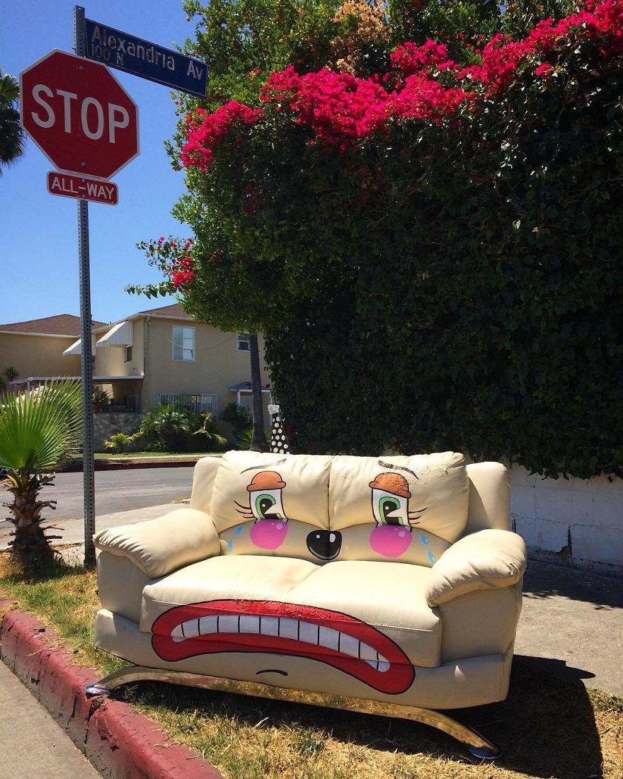 Sad Couch...