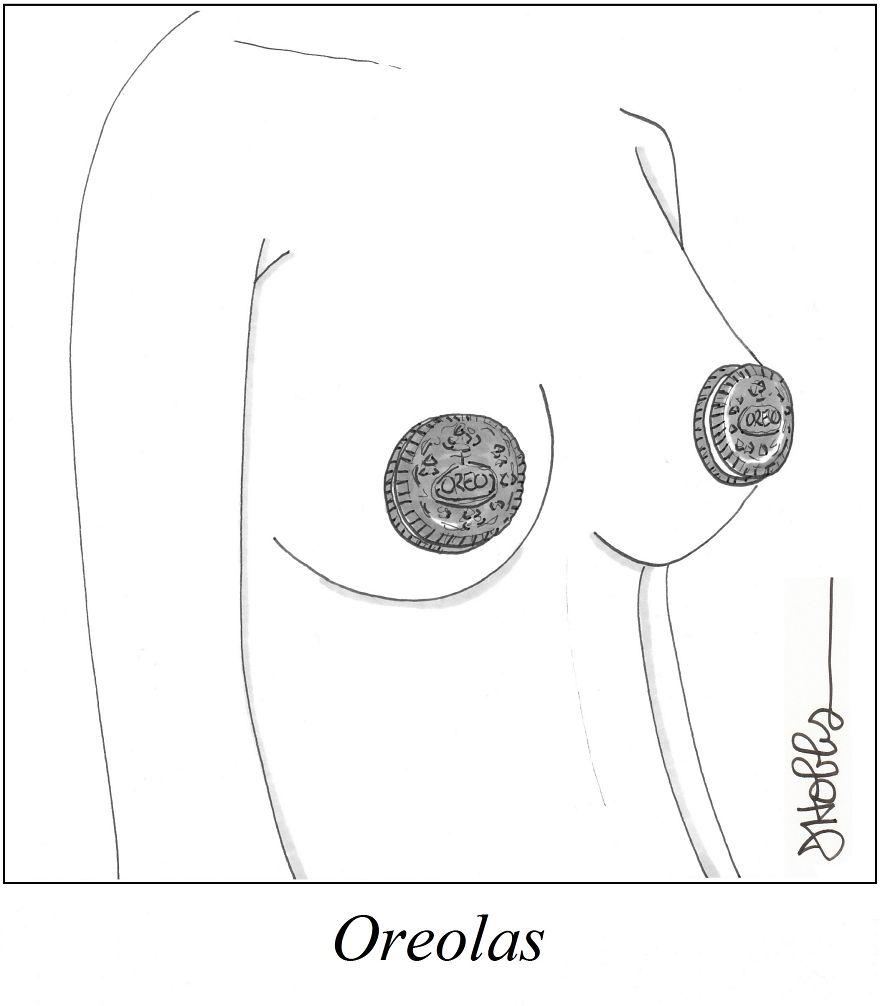 Oreolas