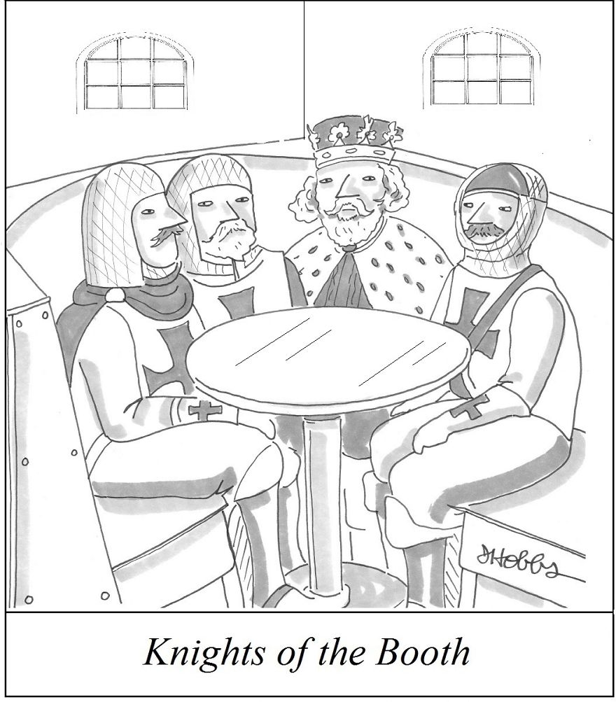 Knights Of The Booth