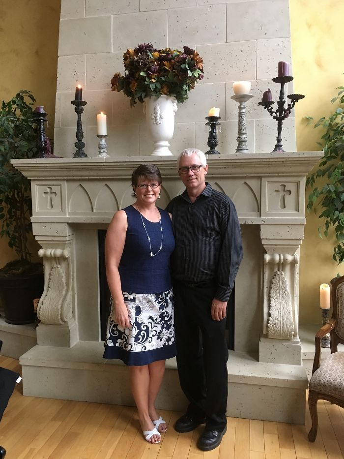Met In 1983. Dated 4 Years. Celebrated 30 Years Marriage This Past June.