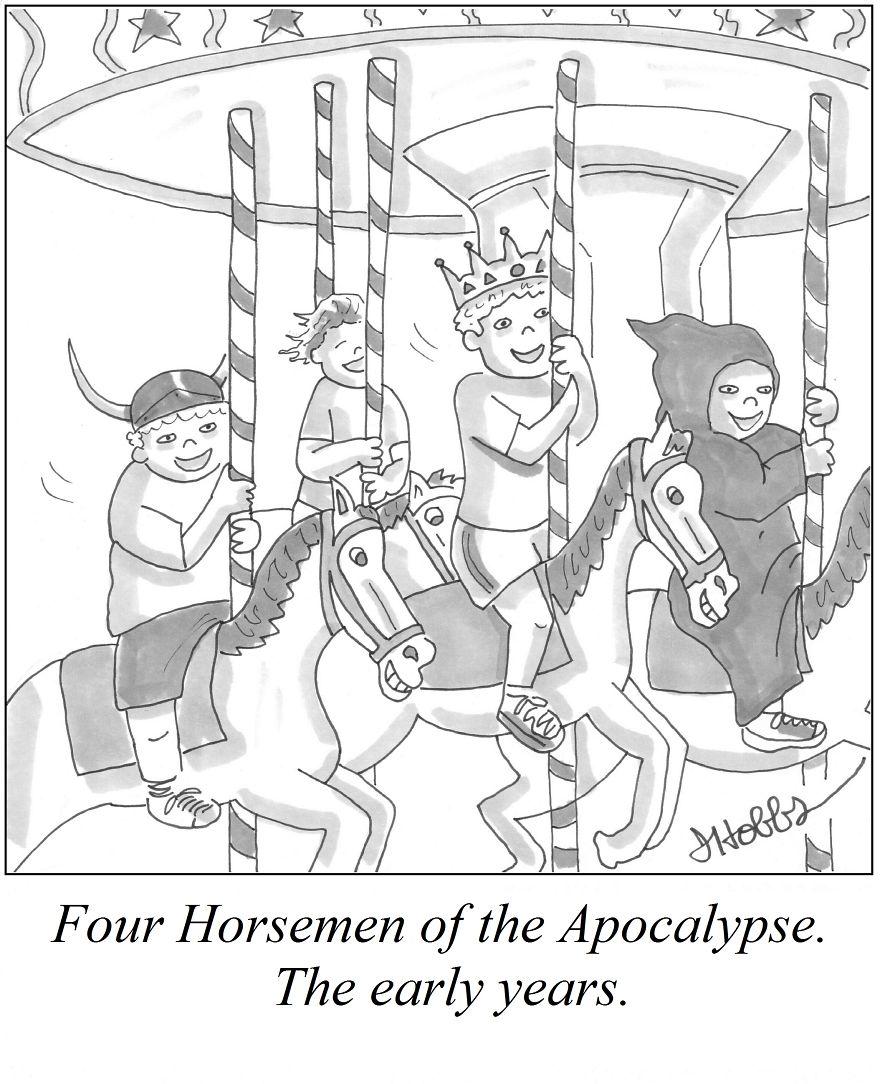 Four Horsemen