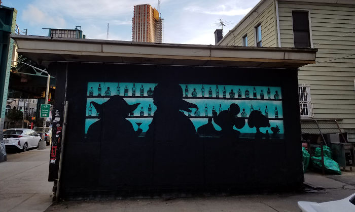 I Painted My First Mural In Nyc