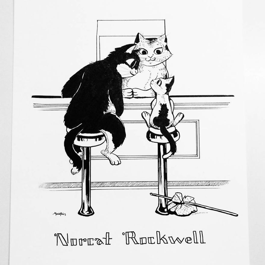 Norcat Rockwell's The Runaway