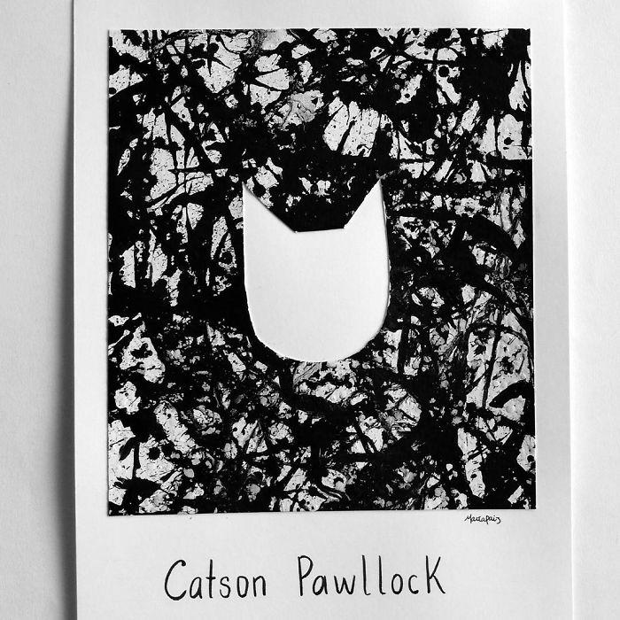 Catson Pawllock's Lucimeow 1947