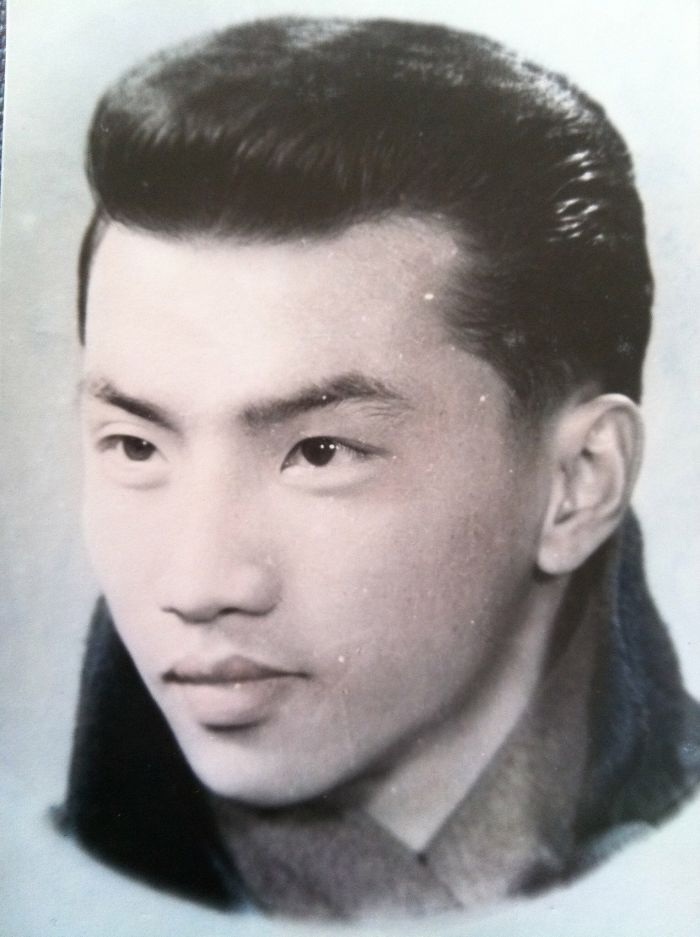My Grandpa, A Greaser Before The Cultural Revolution